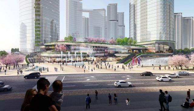 面向亚奥时代的TOD城市探索——杭州信达中心-11.jpg