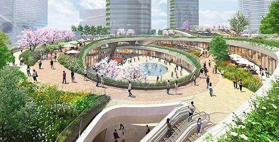 面向亚奥时代的TOD城市探索——杭州信达中心-14.jpg