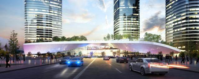 面向亚奥时代的TOD城市探索——杭州信达中心-20.jpg