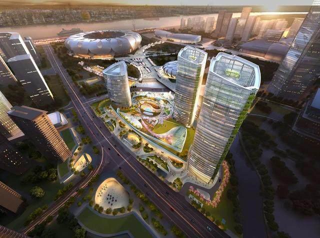 面向亚奥时代的TOD城市探索——杭州信达中心-25.jpg