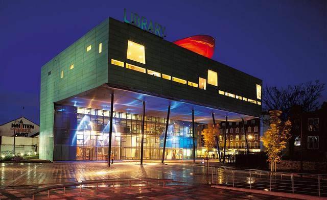 英国《卫报》评选出21世纪最佳的25座建築,中国上榜两座-16.jpg