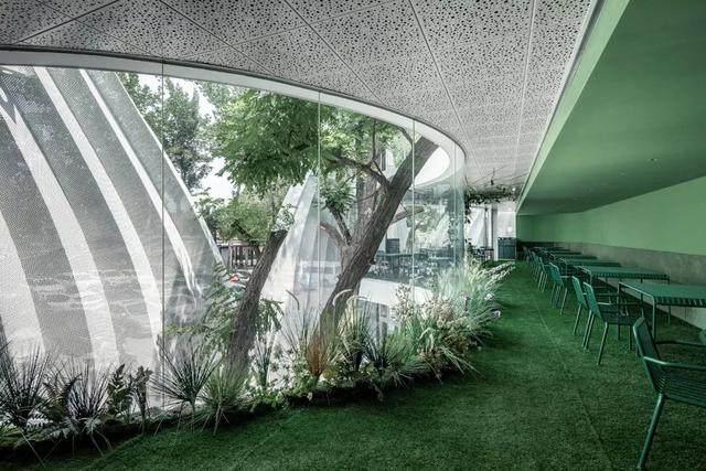 """北京爱马思艺术中心,以""""共生""""为理念的空间設計-7.jpg"""