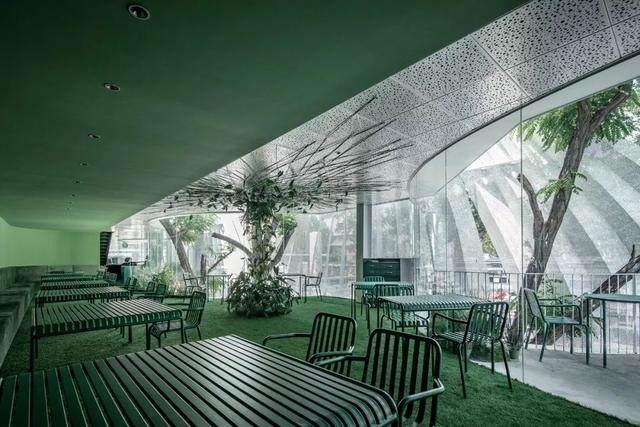 """北京爱马思艺术中心,以""""共生""""为理念的空间設計-8.jpg"""