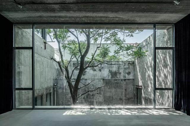 """北京爱马思艺术中心,以""""共生""""为理念的空间設計-10.jpg"""