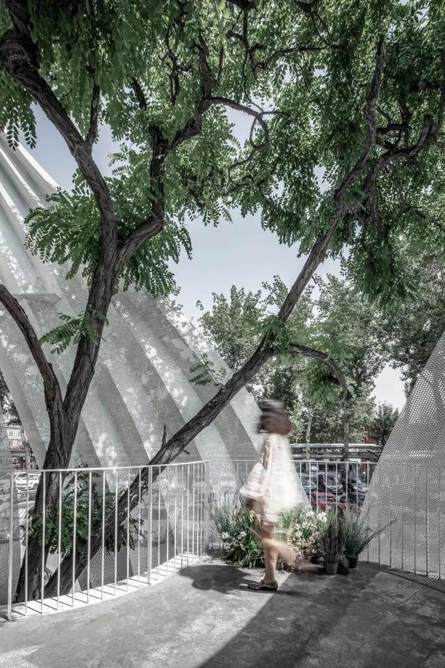 """北京爱马思艺术中心,以""""共生""""为理念的空间設計-17.jpg"""