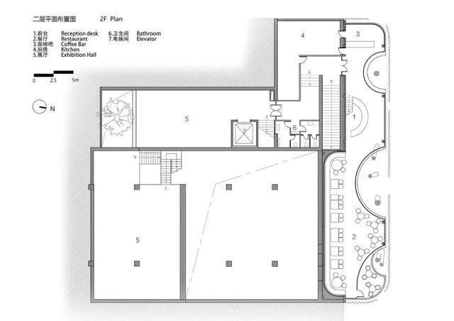 """北京爱马思艺术中心,以""""共生""""为理念的空间設計-21.jpg"""