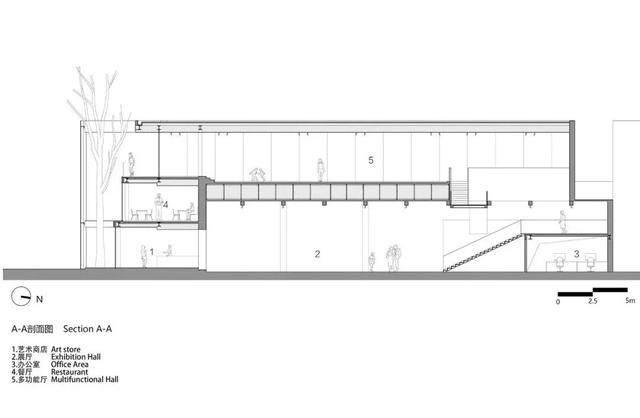 """北京爱马思艺术中心,以""""共生""""为理念的空间設計-23.jpg"""