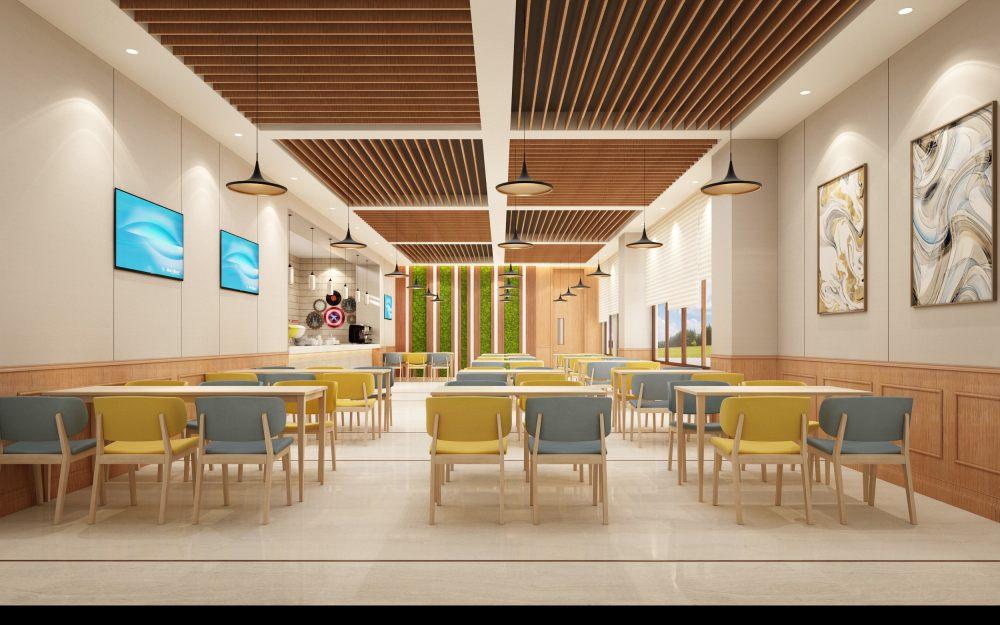 养老院 整套精美 现代美式的方案效果图_餐厅1.jpg