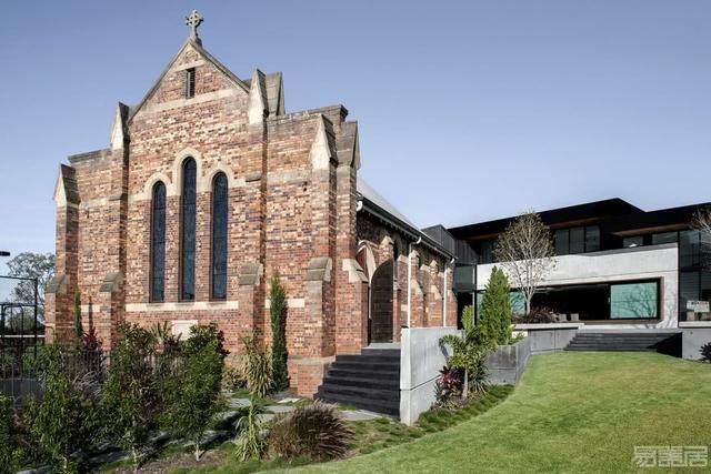 教堂別墅空间設計,带你领略亚热带地区的設計風格-19.jpg