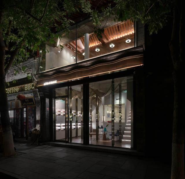 巨浪下的舞蹈--AFRiCONIC福蔻精品红酒馆,Atelier TREE-12.jpg