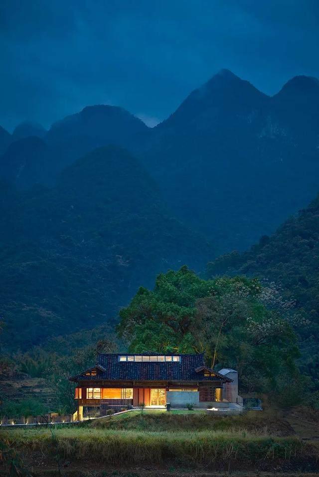 建築師拯救黔南古宅,让这里成为稻田中人们最爱的精神小岛-3.jpg