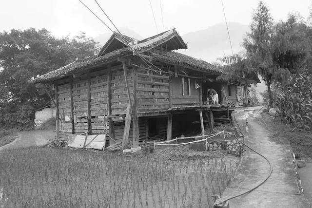 建築師拯救黔南古宅,让这里成为稻田中人们最爱的精神小岛-5.jpg