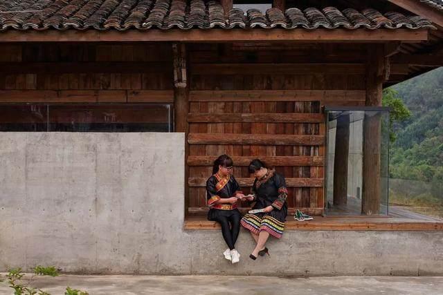 建築師拯救黔南古宅,让这里成为稻田中人们最爱的精神小岛-15.jpg