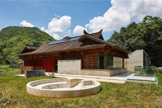 建築師拯救黔南古宅,让这里成为稻田中人们最爱的精神小岛-14.jpg