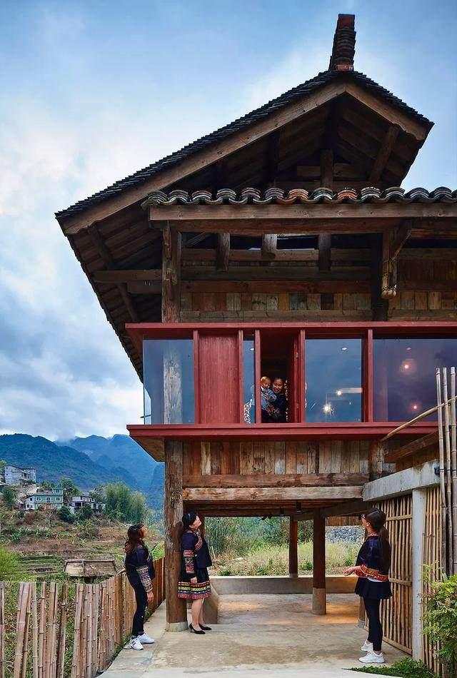 建築師拯救黔南古宅,让这里成为稻田中人们最爱的精神小岛-17.jpg