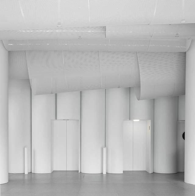 香港大学李嘉诚医学院大堂 / Atelier Nuno Architects-1.jpg