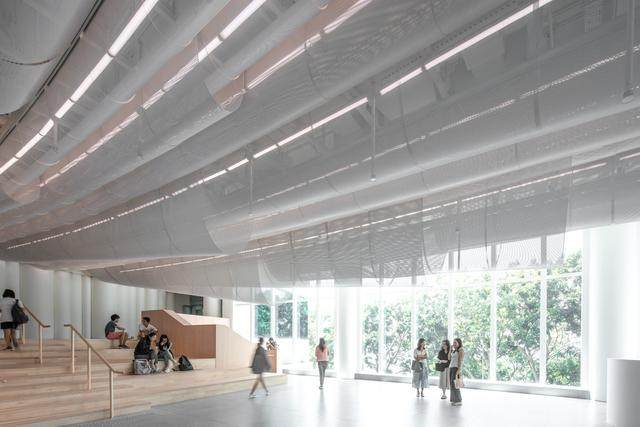 香港大学李嘉诚医学院大堂 / Atelier Nuno Architects-3.jpg