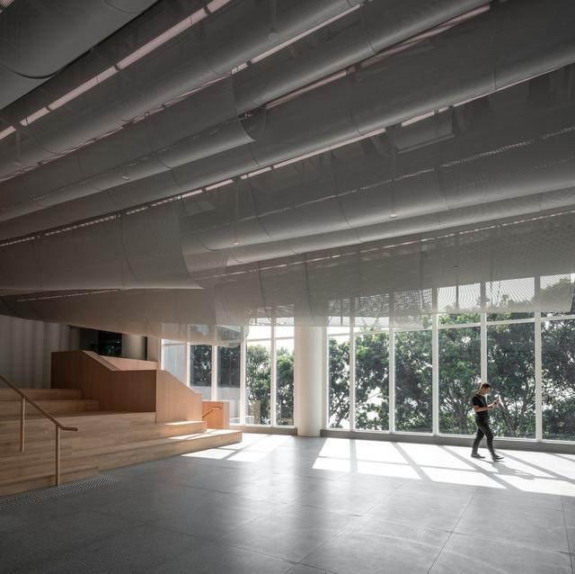 香港大学李嘉诚医学院大堂 / Atelier Nuno Architects-2.jpg