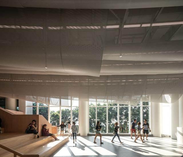 香港大学李嘉诚医学院大堂 / Atelier Nuno Architects-10.jpg