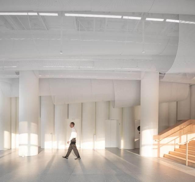 香港大学李嘉诚医学院大堂 / Atelier Nuno Architects-9.jpg