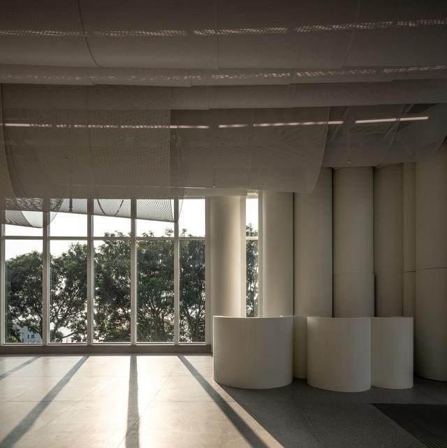 香港大学李嘉诚医学院大堂 / Atelier Nuno Architects-11.jpg