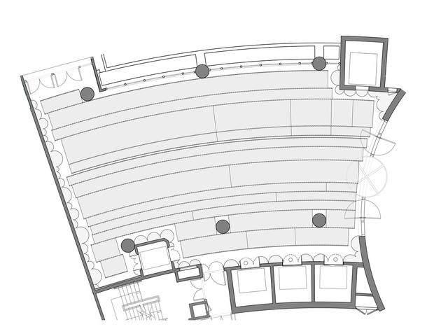 香港大学李嘉诚医学院大堂 / Atelier Nuno Architects-17.jpg