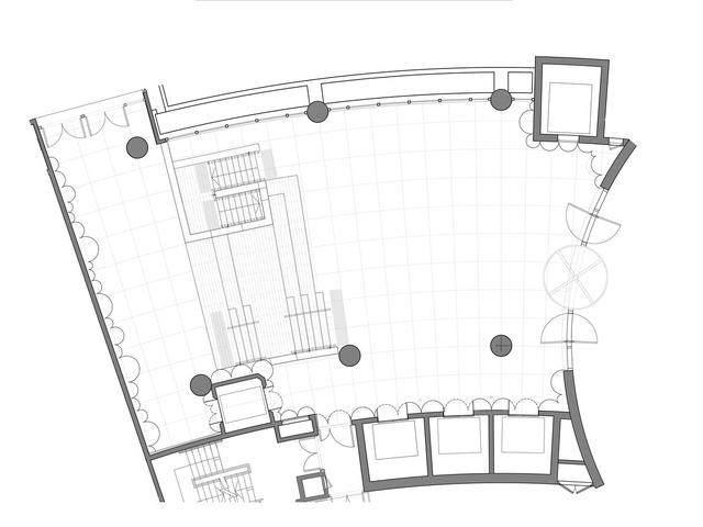 香港大学李嘉诚医学院大堂 / Atelier Nuno Architects-18.jpg