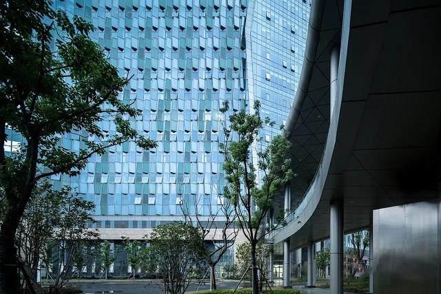 """苏州高新区人民医院二期設計解析,建築取意""""水与鲤鱼""""-8.jpg"""