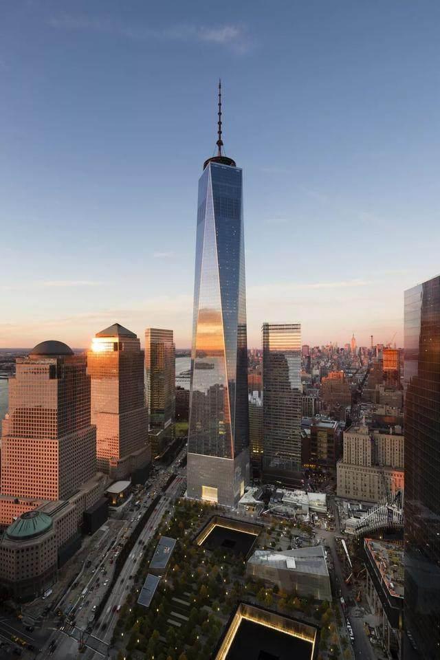 全球50座最具影响力高层建築榜颁布,SOM 設計项目占据7席-11.jpg