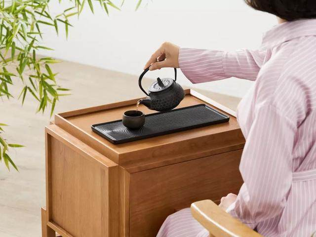 红点、IF获奖設計師专为爱喝茶的人做的小茶桌,朴素美好-3.jpg