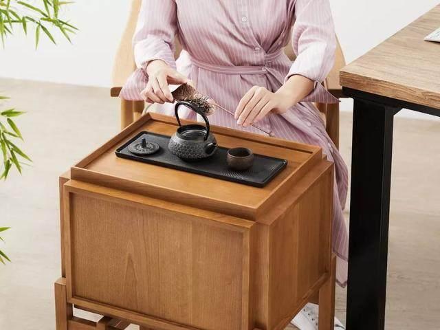 红点、IF获奖設計師专为爱喝茶的人做的小茶桌,朴素美好-7.jpg