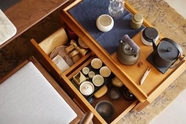 红点、IF获奖設計師专为爱喝茶的人做的小茶桌,朴素美好-15.jpg