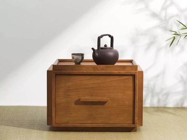 红点、IF获奖設計師专为爱喝茶的人做的小茶桌,朴素美好-21.jpg