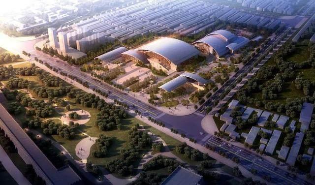 榆林市文化新地标——榆林东沙文体馆設計解析-4.jpg