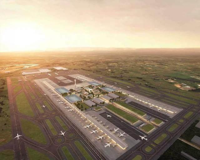 扎哈·哈迪德建築事务所赢得西悉尼机场設計权-2.jpg