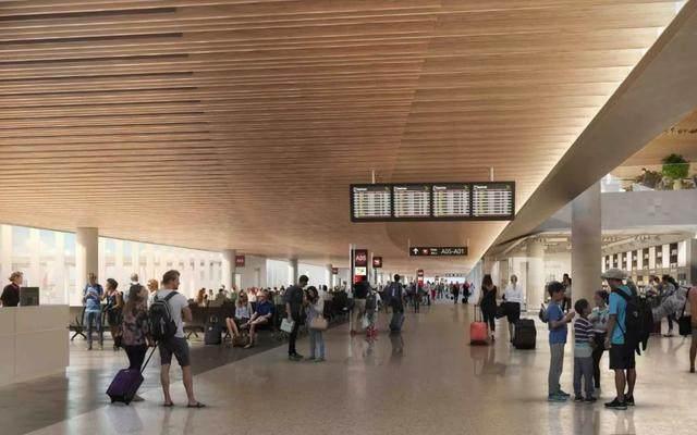 扎哈·哈迪德建築事务所赢得西悉尼机场設計权-4.jpg