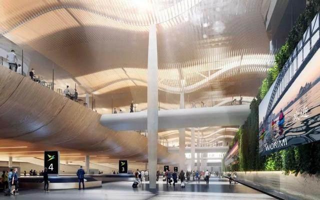 扎哈·哈迪德建築事务所赢得西悉尼机场設計权-7.jpg