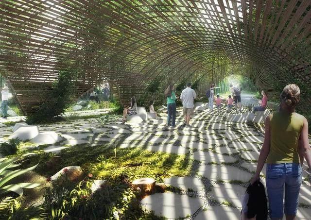 """成都""""熊猫之都""""获新加坡景观設計奖最高級别奖项-1.jpg"""