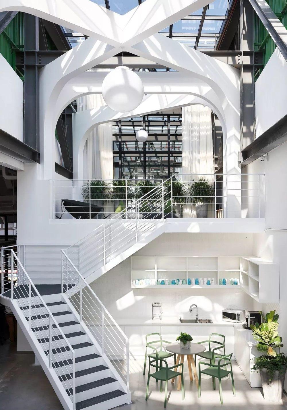 流利说总部办公楼  FIVESENSE设计