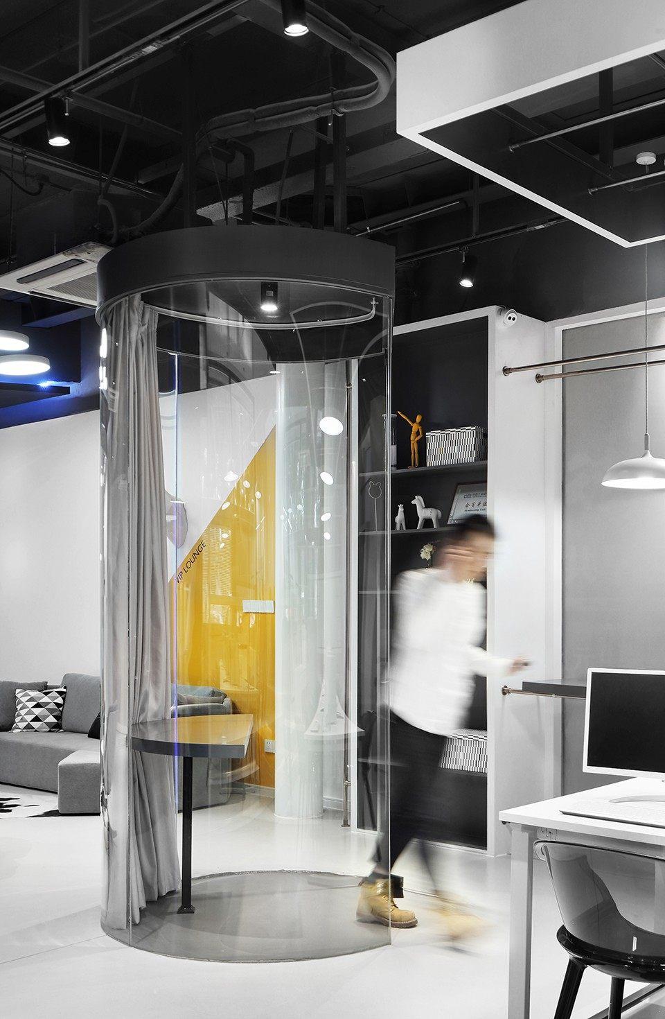 连接  缐状建筑设计