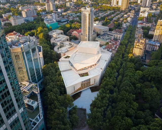 普利兹克奖大師包赞巴克先生中国首作—上音歌剧院Shangyin