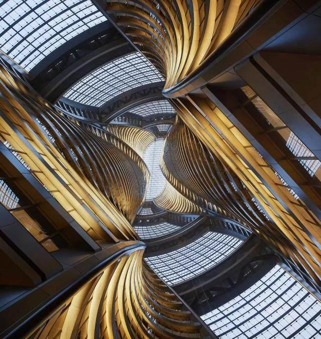 拥有世界最高中庭的丽泽SOHO开放了,大桥谕这样形容她的美…-5.jpg