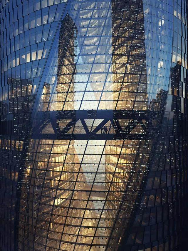 拥有世界最高中庭的丽泽SOHO开放了,大桥谕这样形容她的美…-10.jpg
