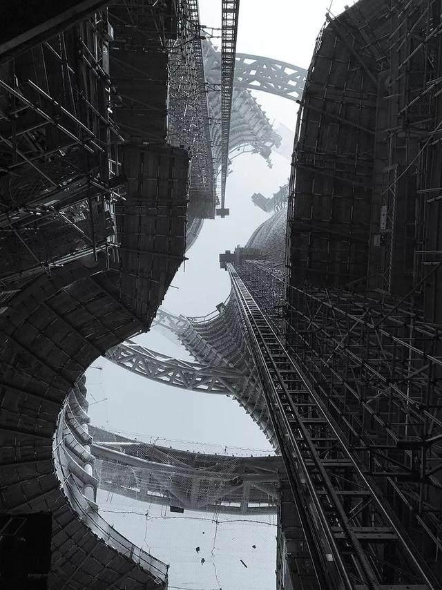 拥有世界最高中庭的丽泽SOHO开放了,大桥谕这样形容她的美…-12.jpg