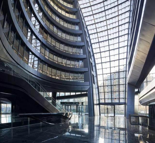 拥有世界最高中庭的丽泽SOHO开放了,大桥谕这样形容她的美…-20.jpg
