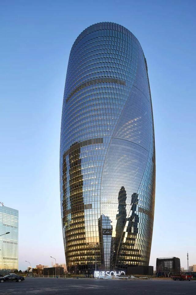 拥有世界最高中庭的丽泽SOHO开放了,大桥谕这样形容她的美…-23.jpg