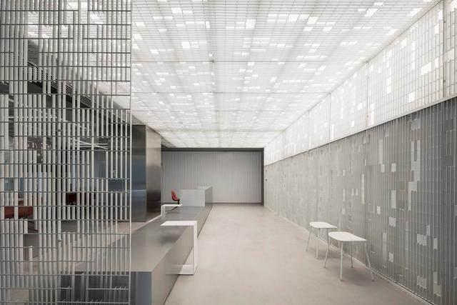 几何解构的开放式办公空间   特拉维夫 PerimeterX办公室-1.jpg