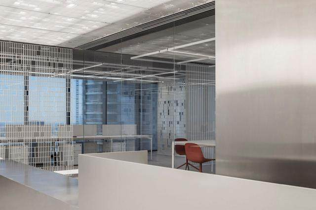 几何解构的开放式办公空间   特拉维夫 PerimeterX办公室-5.jpg