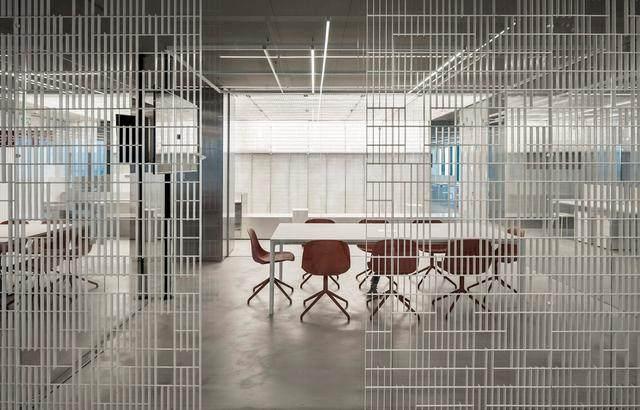 几何解构的开放式办公空间   特拉维夫 PerimeterX办公室-6.jpg