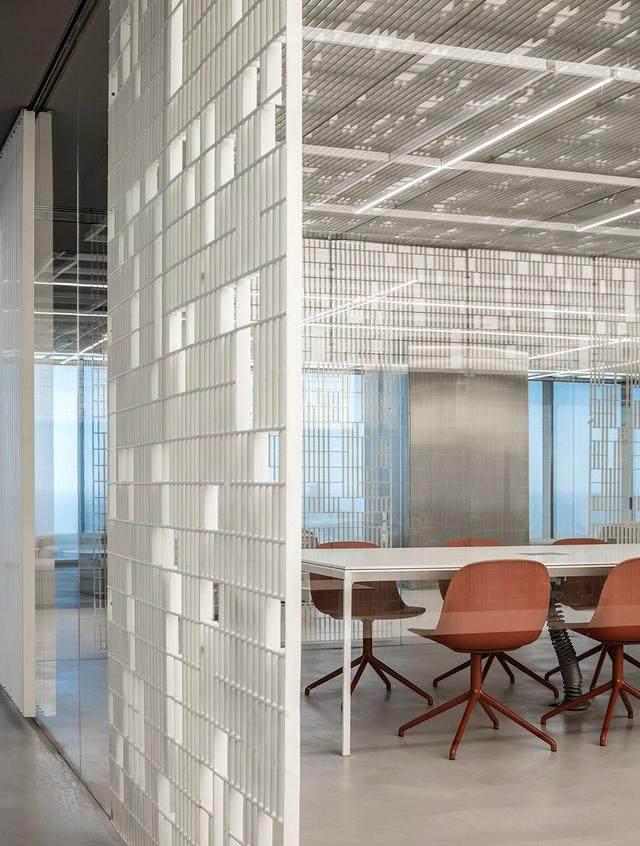 几何解构的开放式办公空间   特拉维夫 PerimeterX办公室-7.jpg